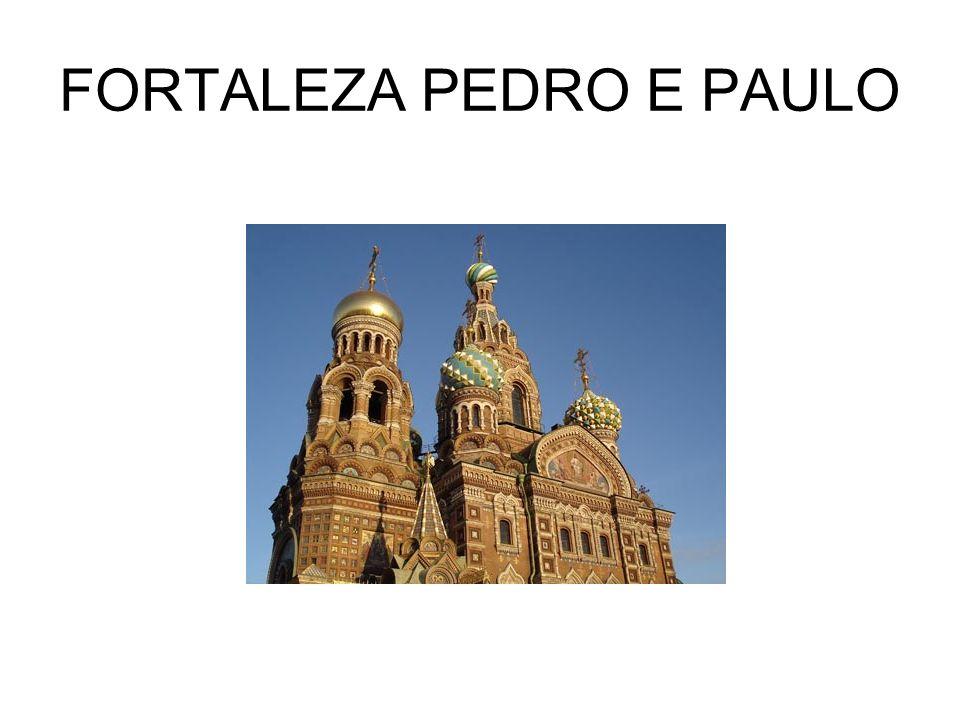 FORTALEZA PEDRO E PAULO