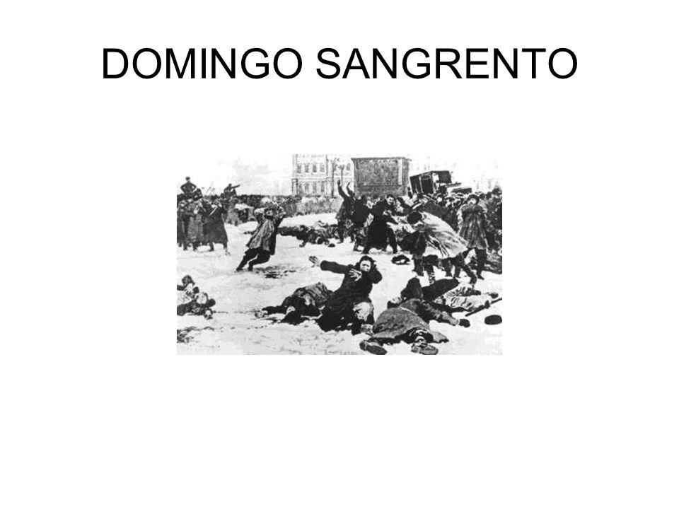 DOMINGO SANGRENTO