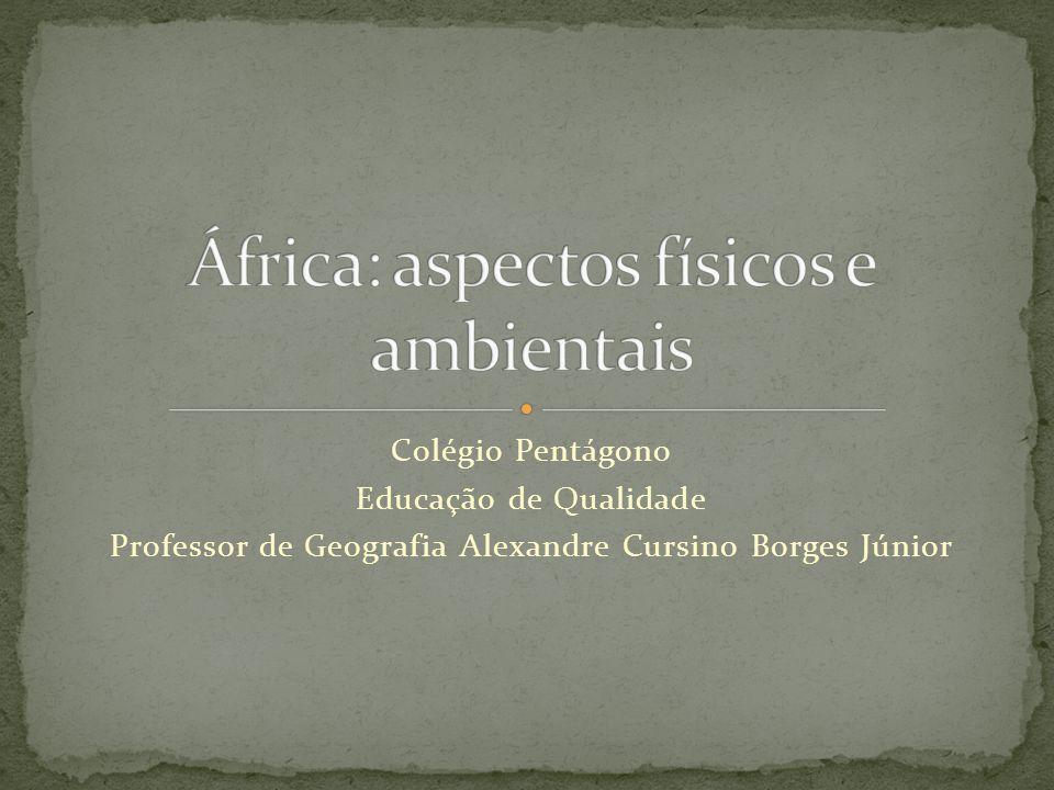 Colégio Pentágono Educação de Qualidade Professor de Geografia Alexandre Cursino Borges Júnior