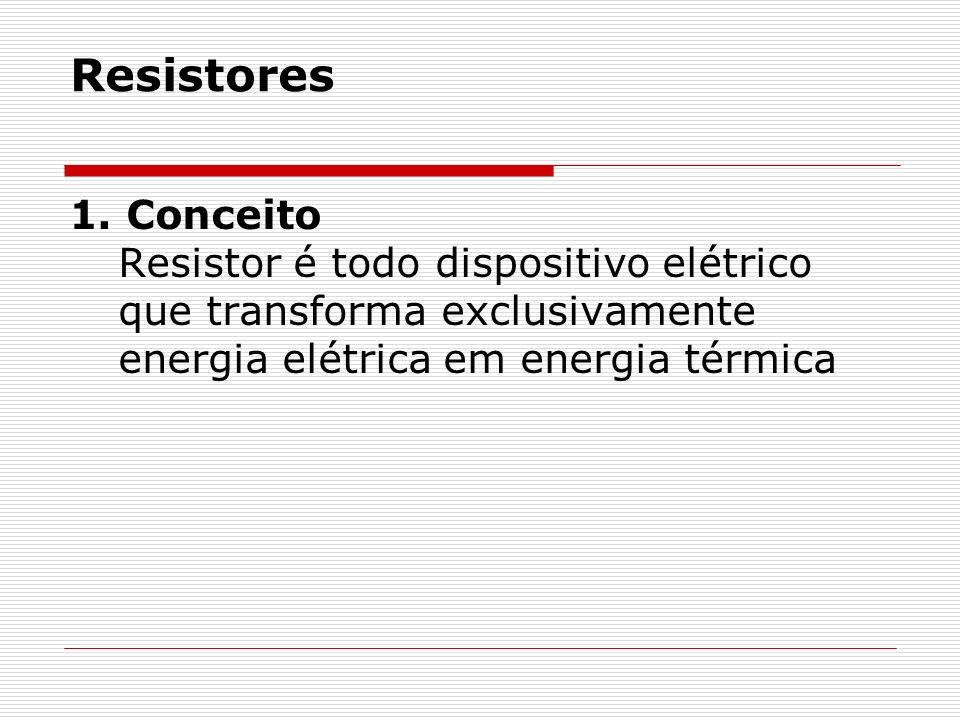 Resistores 1.