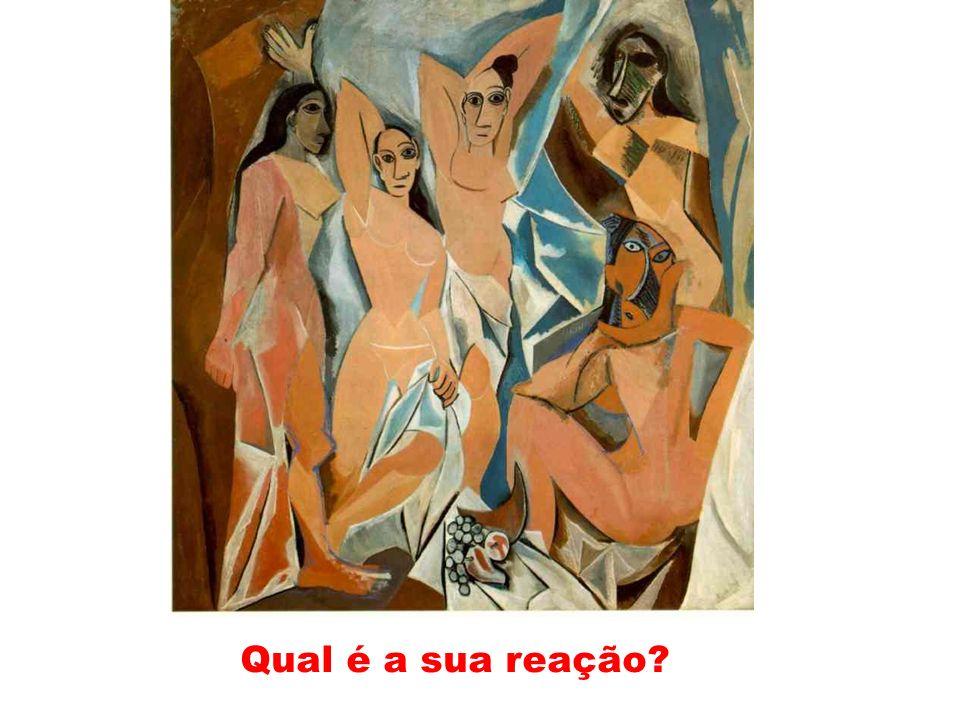 Expressionismo O Expressionismo é a arte do instinto, trata-se de uma pintura dramática, subjetiva, expressando sentimentos humanos.