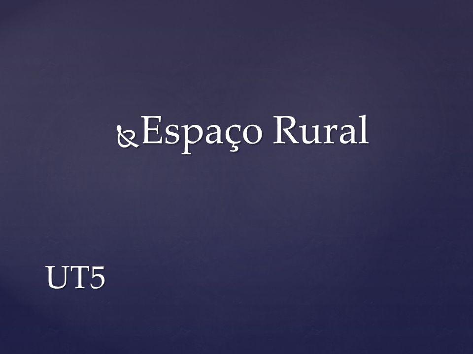 Espaço Rural Espaço Rural UT5