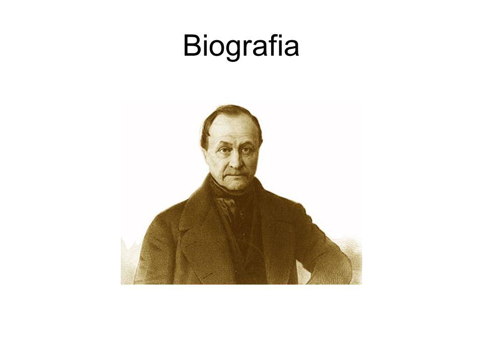 Auguste Comte nasceu em 1798 em Montpellier, na França.