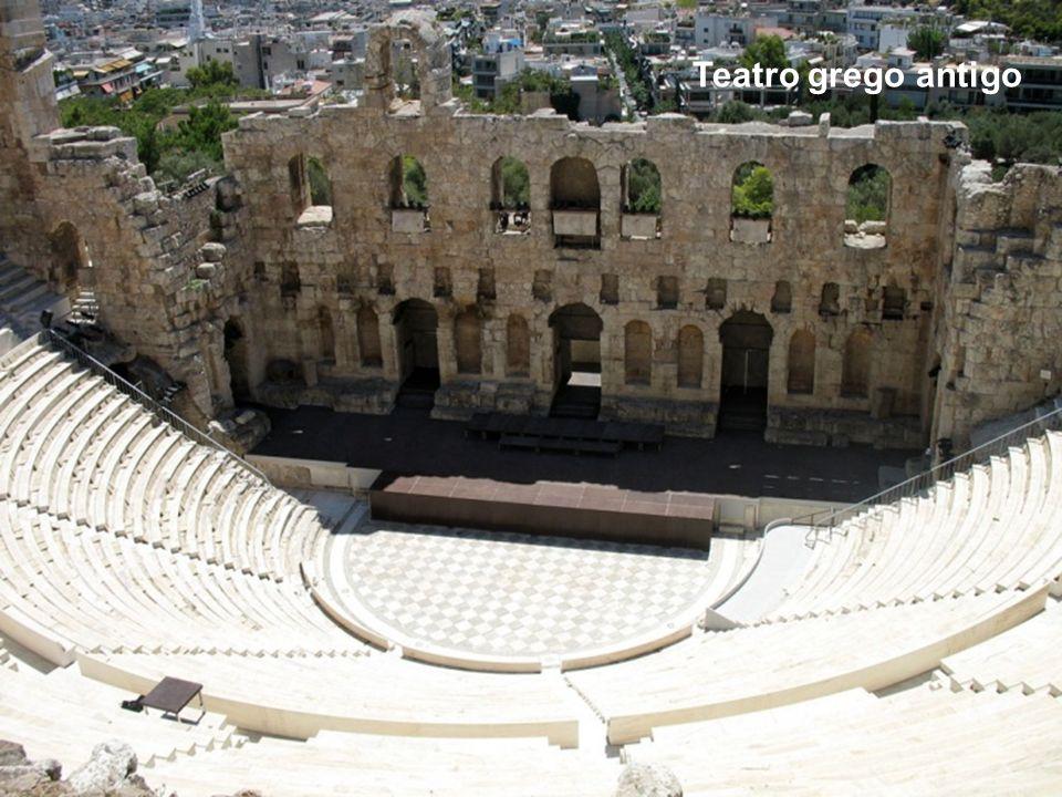 Teatro grego antigo