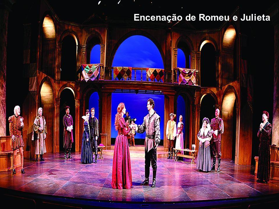 Encenação de Romeu e Julieta