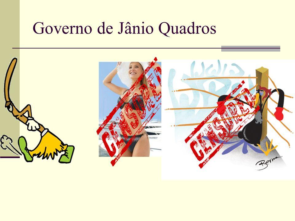 Governo de Jânio Quadros