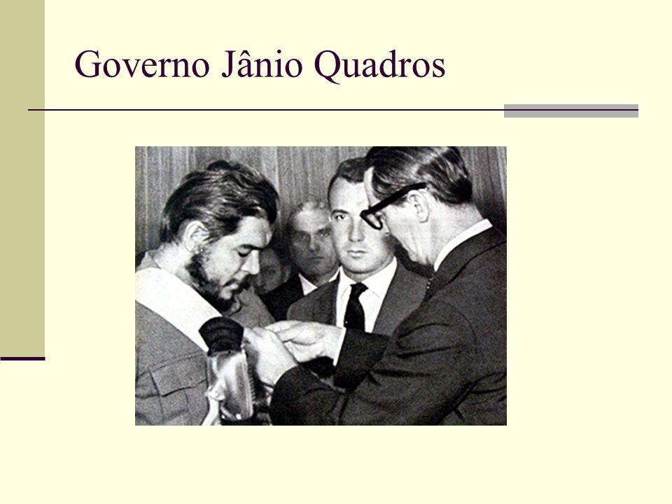 Governo Jânio Quadros