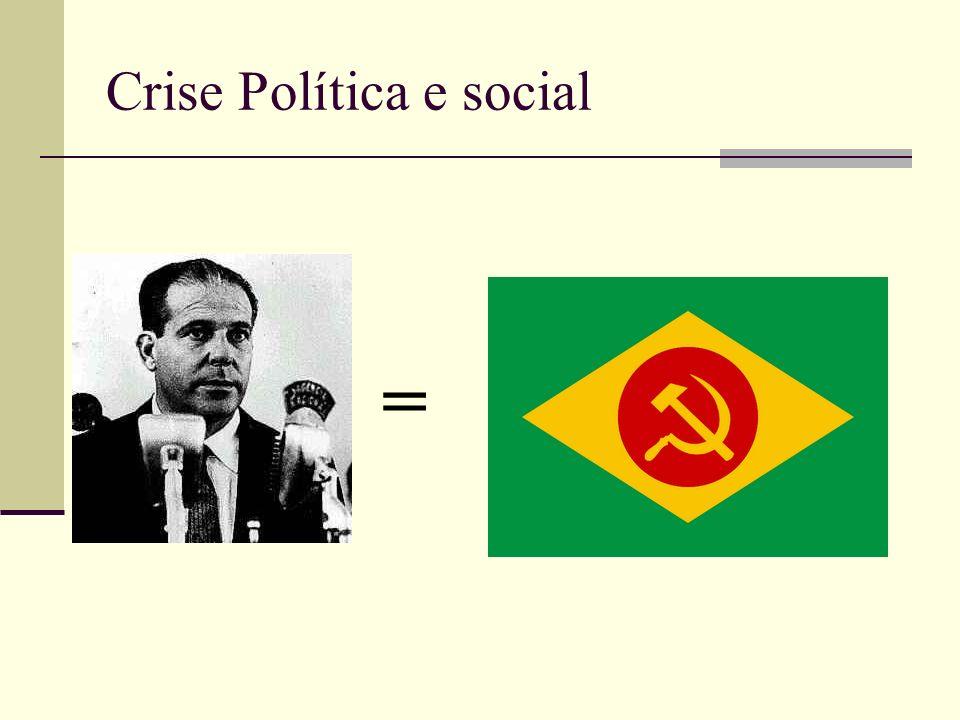 Crise Política e social =