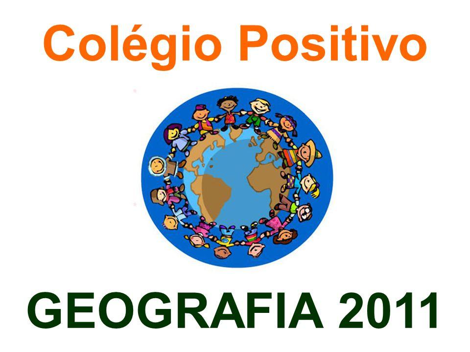 Colégio Positivo GEOGRAFIA 2011