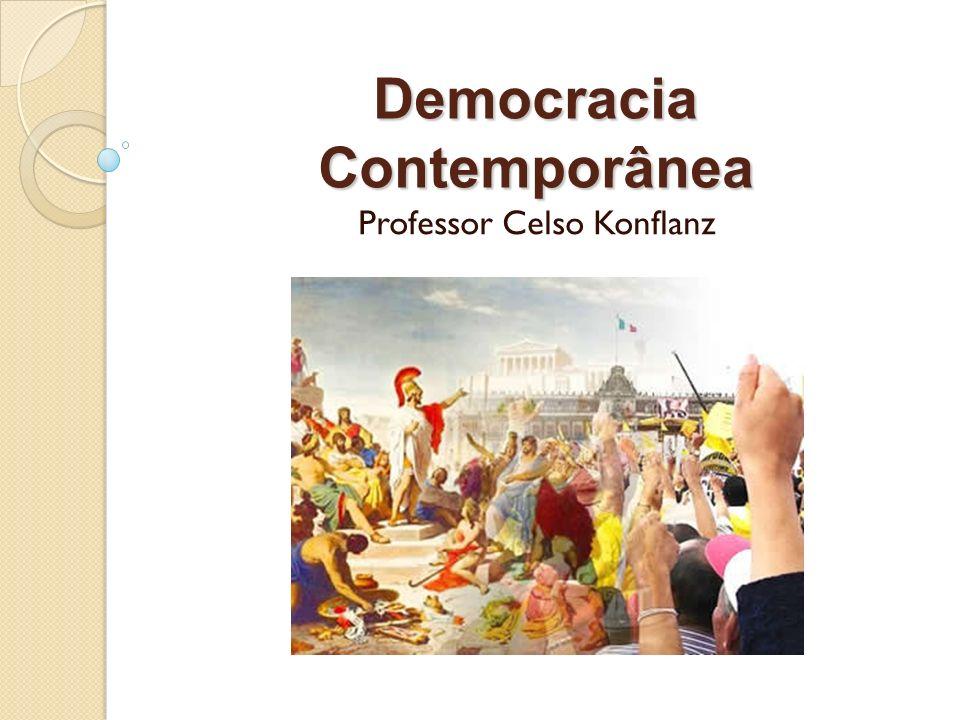 Democracia: governo do povo A palavra democracia tem sua origem na Grécia Antiga (demo=povo e kracia=governo).