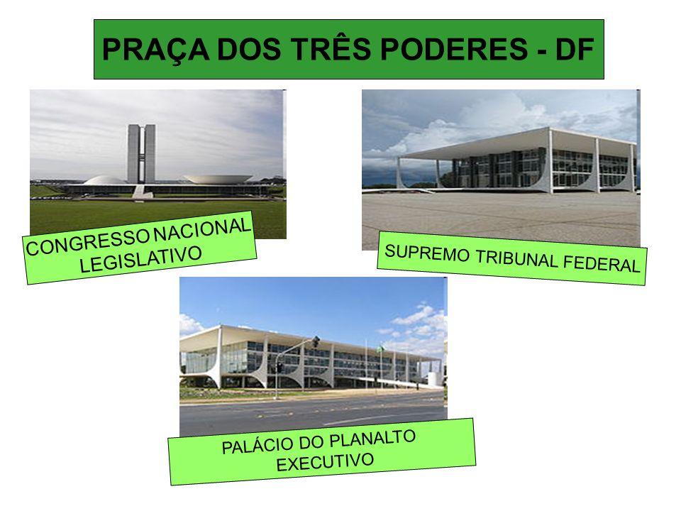 O Congresso Nacional é uma instituição política que exerce o Poder Legislativo.