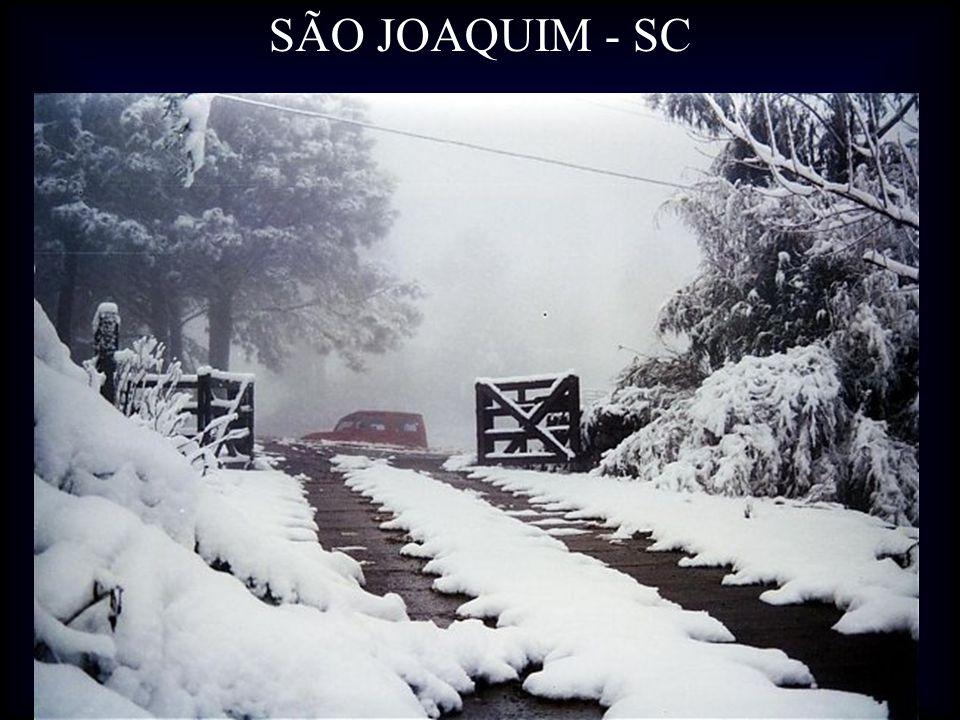 SÃO JOAQUIM - SC