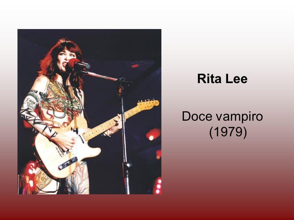 Rita Lee Doce vampiro (1979)