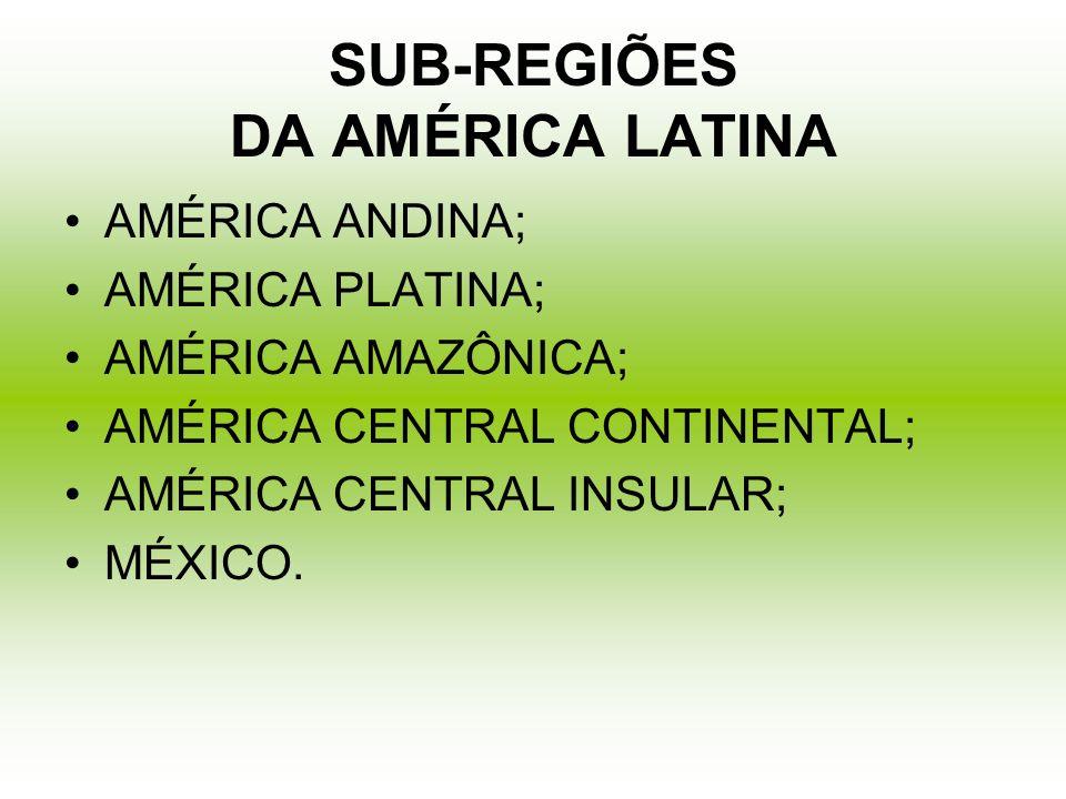 CARACTERÍSTICAS Esses três países somam, aproximadamente, 50 milhões de habitantes, sendo a Argentina, o país mais populoso – com 40 milhões.