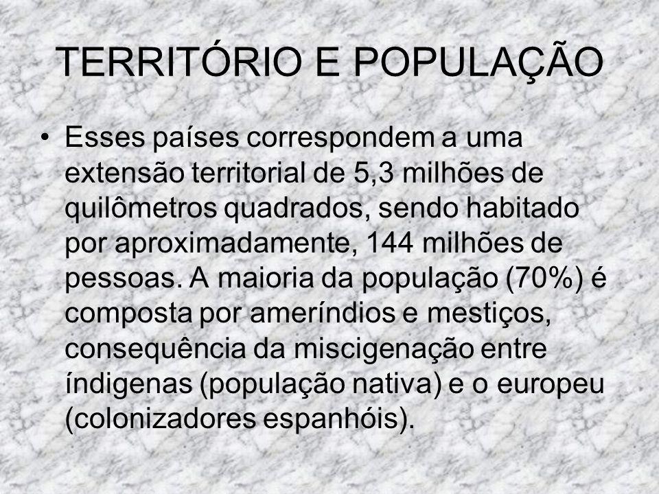 HISTÓRIA Os territórios das Guianas foram colonizados no século XVI por Inglaterra, Holanda, França, Portugal e Espanha.
