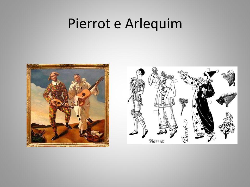 Pierrot e Arlequim