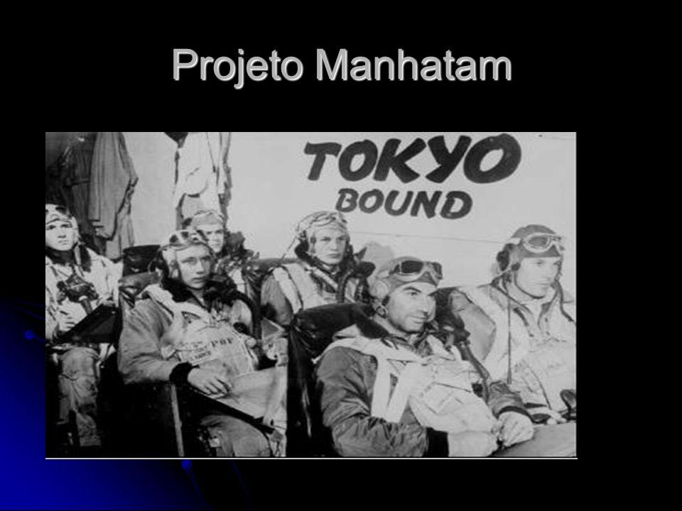 Projeto Manhatam