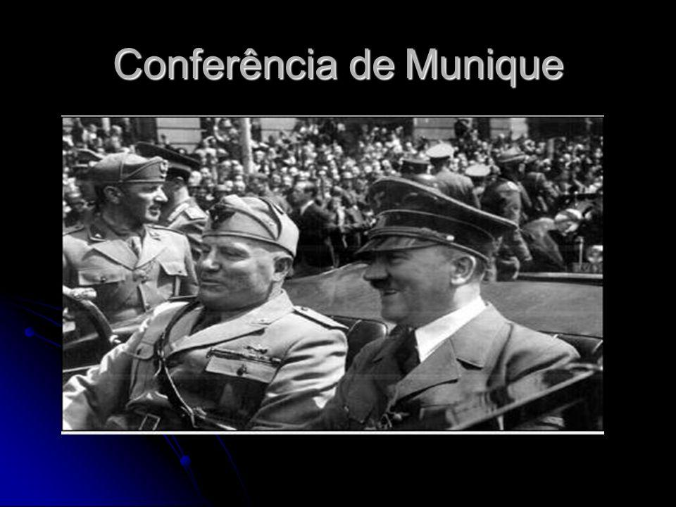 Conferência de Munique