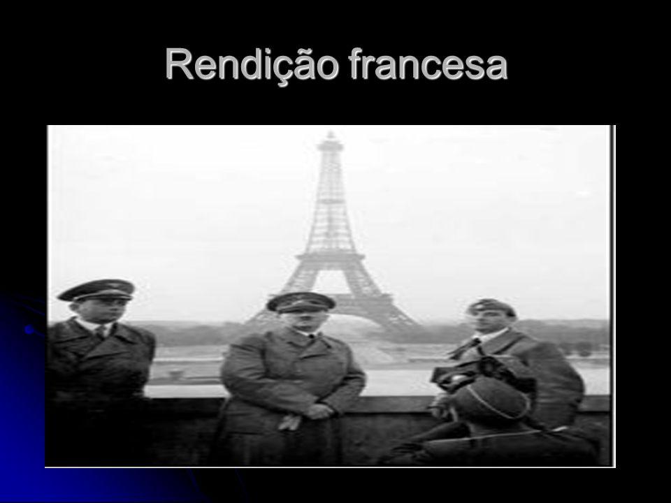 Rendição francesa