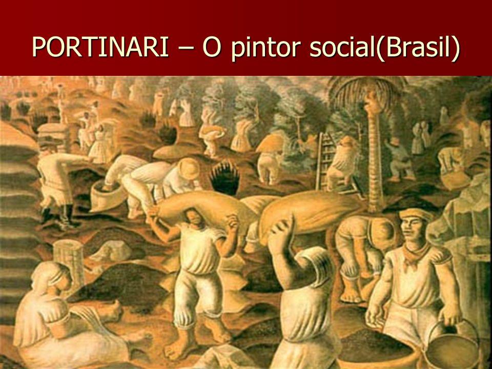 PORTINARI – O pintor social(Brasil)