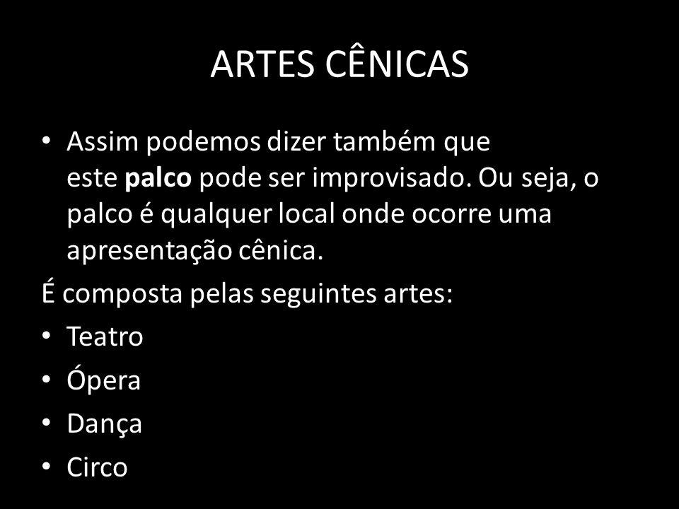 ARTES CÊNICAS CIA.