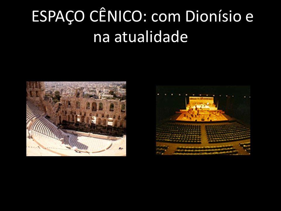 Sonoplastia Sempre esteve presente no teatro, desde as suas origens.