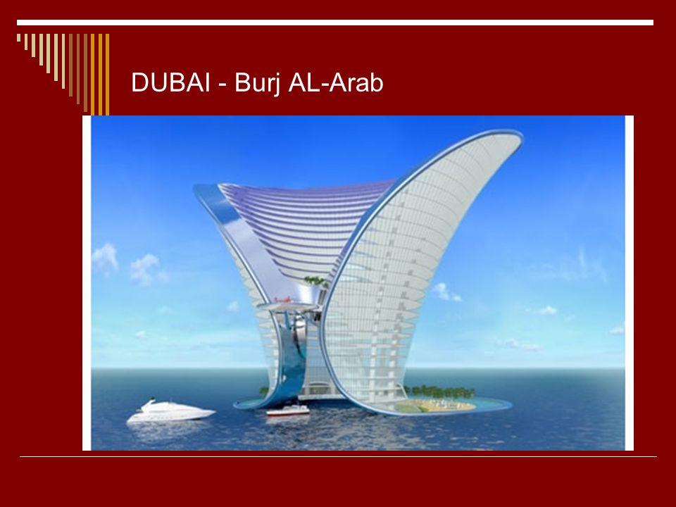 DUBAI - Burj AL-Arab
