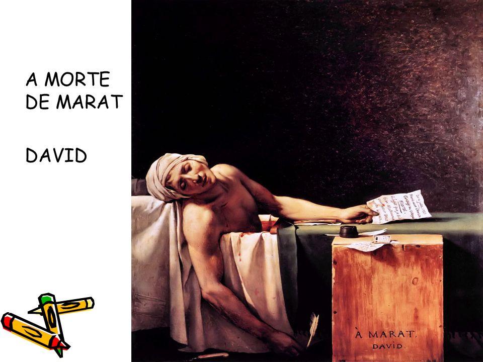 A MORTE DE MARAT DAVID