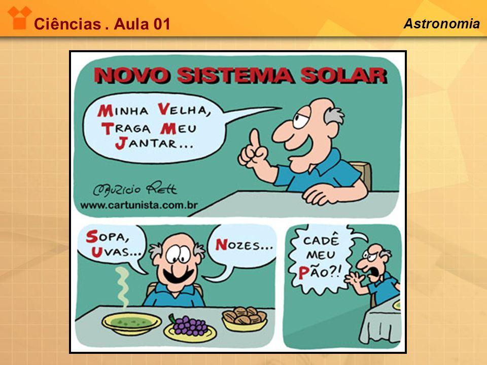 Ciências. Aula 01 Astronomia