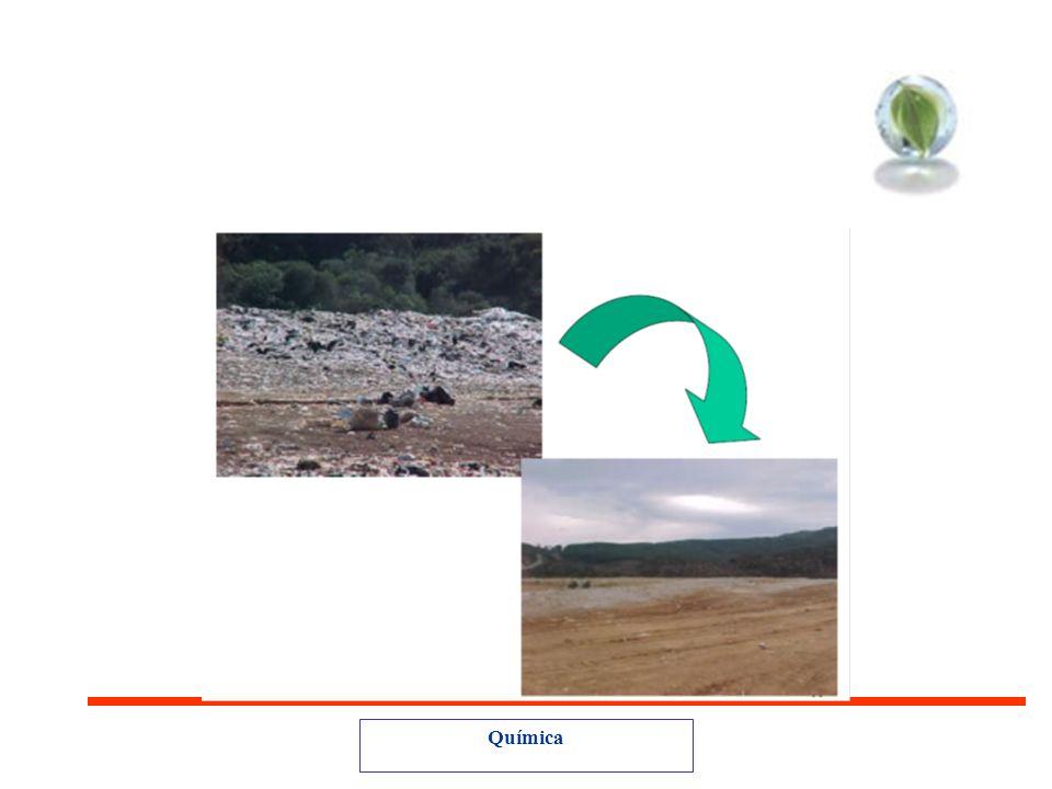 Química Se pelo menos a reciclagem estiver sendo realizada, o que fazer com os compostos orgânicos biodegradáveis de decomposição rápida sem formar um
