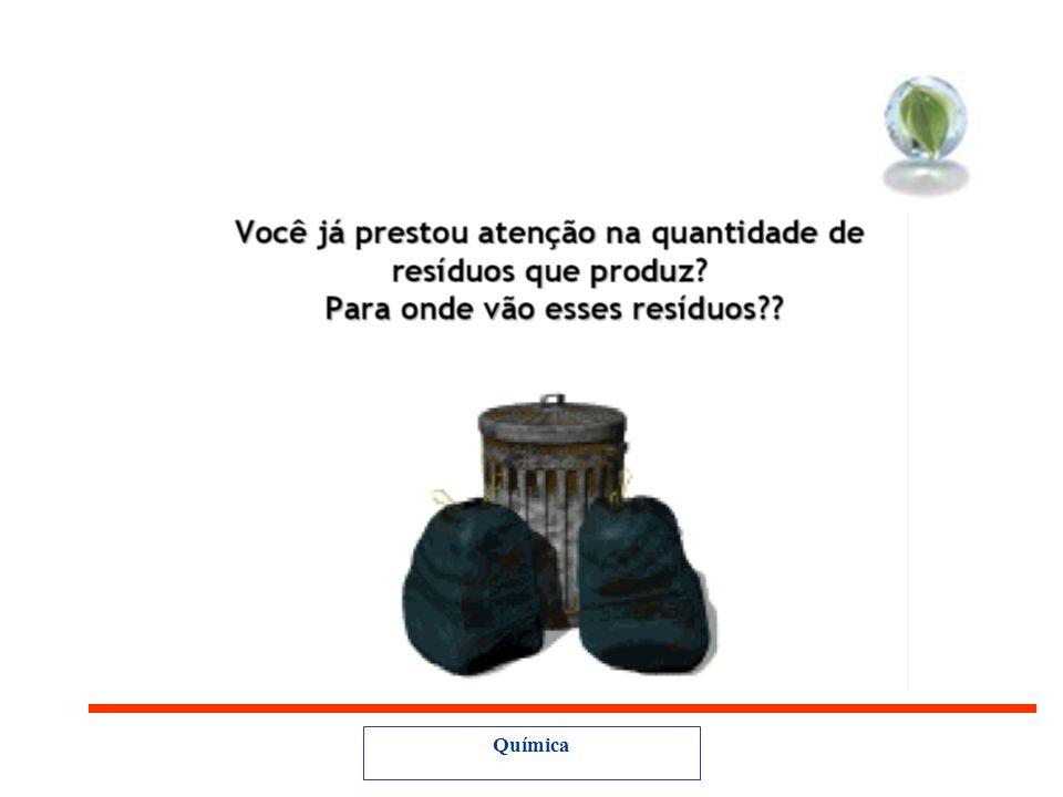 Química A partir da Revolução Industrial, as fábricas começaram a produzir objetos de consumo em larga escala e a introduzir novas embalagens no merca