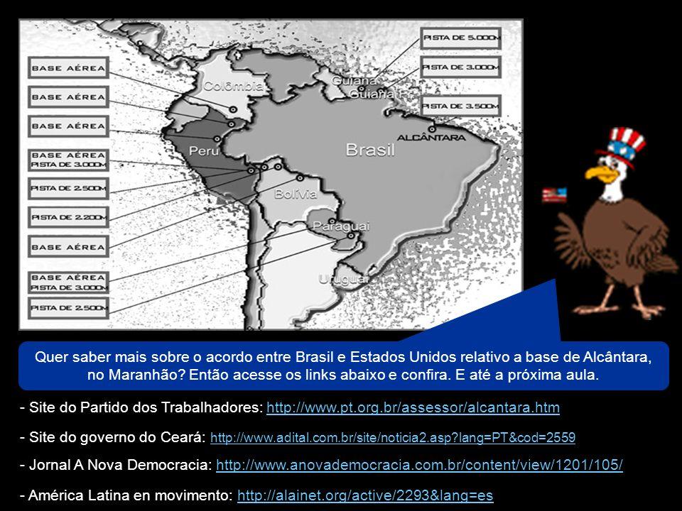 - Site do Partido dos Trabalhadores: http://www.pt.org.br/assessor/alcantara.htmhttp://www.pt.org.br/assessor/alcantara.htm - Site do governo do Ceará