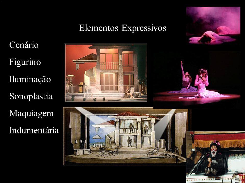 Elementos este que existem desde o teatro chamado primitivo, erroneamente, até as inúmeras sínteses contemporâneas.