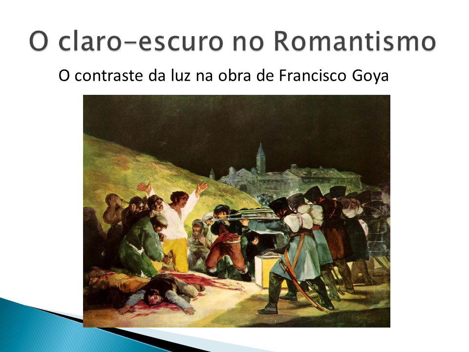 O contraste da luz na obra de Francisco Goya
