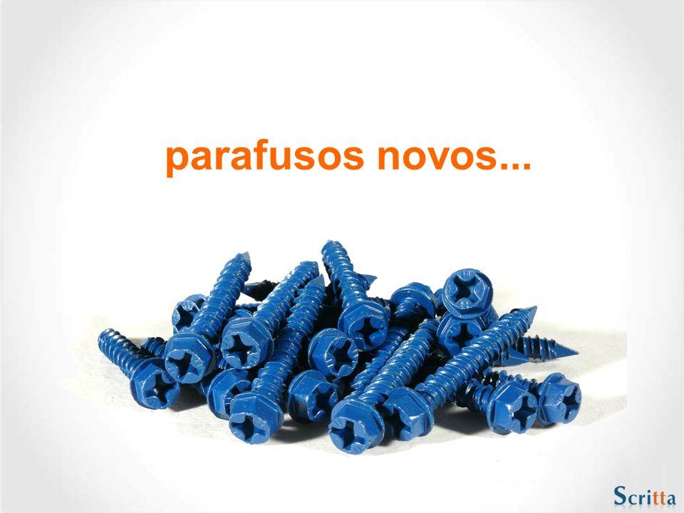 removendo os parafusos...o ACENTO AGUDO não se usará mais: 3.