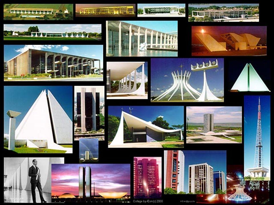 Brasília foi um grande desafio; a cidade foi construída na velocidade de um mandato, e Niemeyer teve de planejar uma série de edifícios em poucos meses.