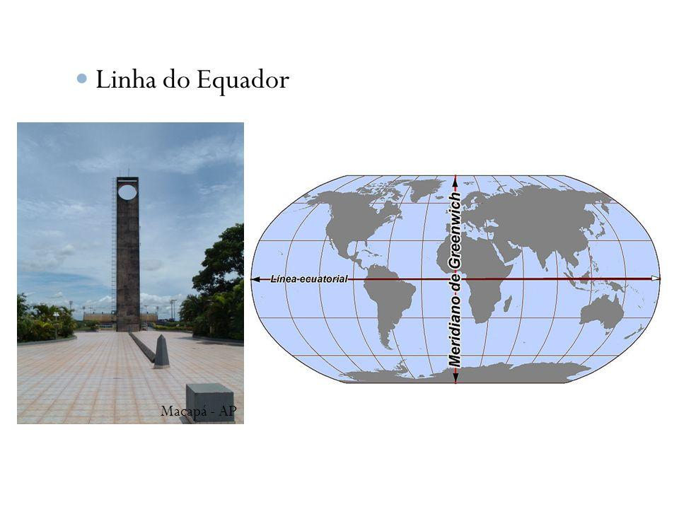 Linha do Equador Macapá - AP