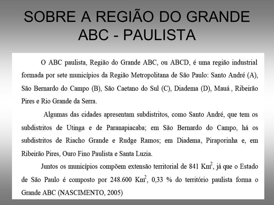 GRANDE ABC - PAULISTA