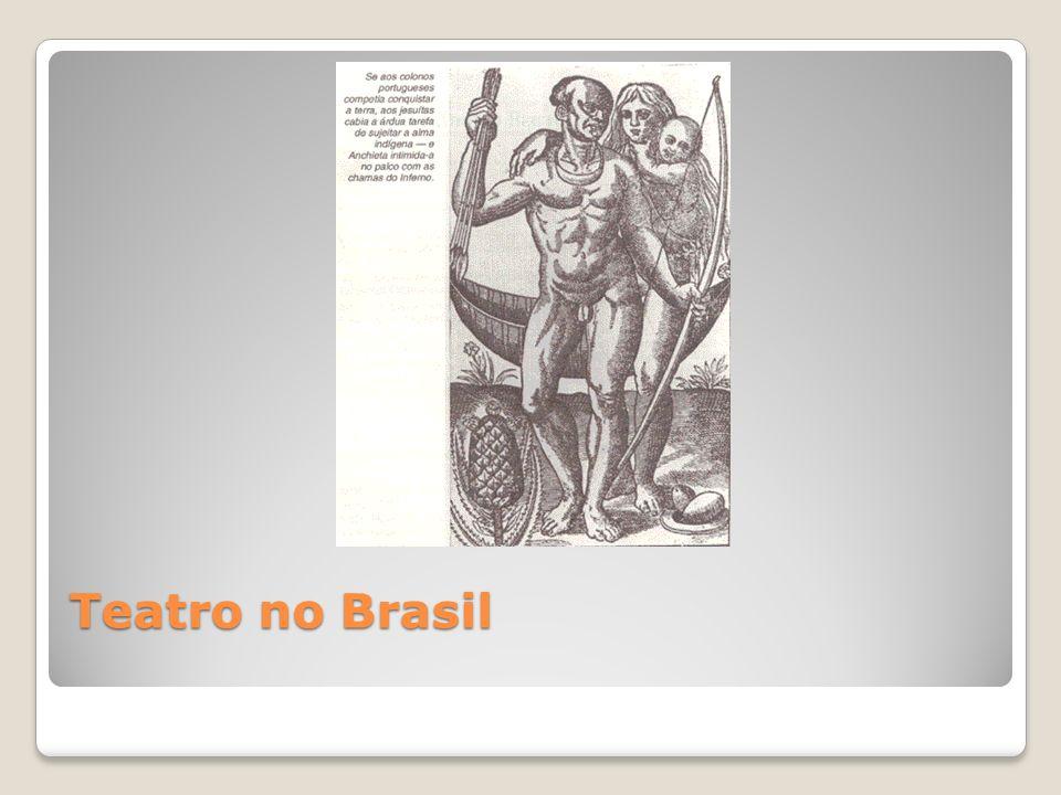 Teatro no Brasil