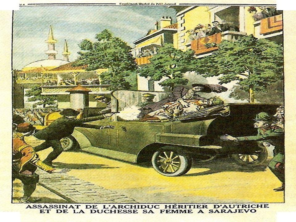 1917 Entrada dos EUA no Conflito