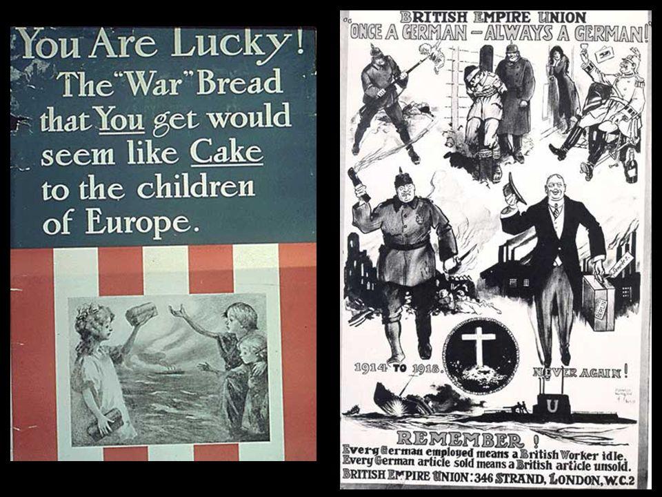 Tratado de Versalhes Algumas exigências impostas à Alemanha pelo Tratado de Versalhes: - reconhecimento da independência da Áustria; - devolução dos territórios da Alsácia-Lorena à França; - devolução à Polônia das províncias de Posen e Prússia Ocidental; - as cidades alemãs de Malmedy e Eupen passariam para o controle da Bélgica; - a província do Sarre passaria para o controle da Liga das Nações por 15 anos; - a região da Sonderjutlândia deveria ser devolvida à Dinamarca - pagamento aos países vencedores, principalmente França e Inglaterra, uma indenização pelos prejuízos causados durante a guerra.