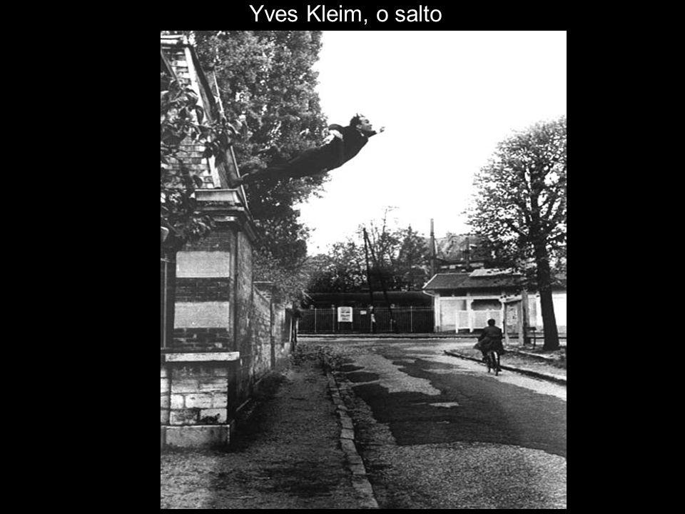 Yves Kleim, o salto