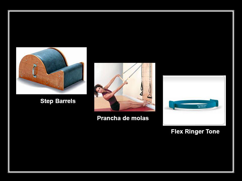 Step Barrels Prancha de molas Flex Ringer Tone