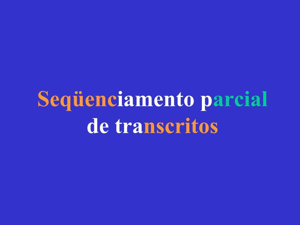Objetivo: Documentar a existência de transcritos gênicos num transcriptoma [otorrin...