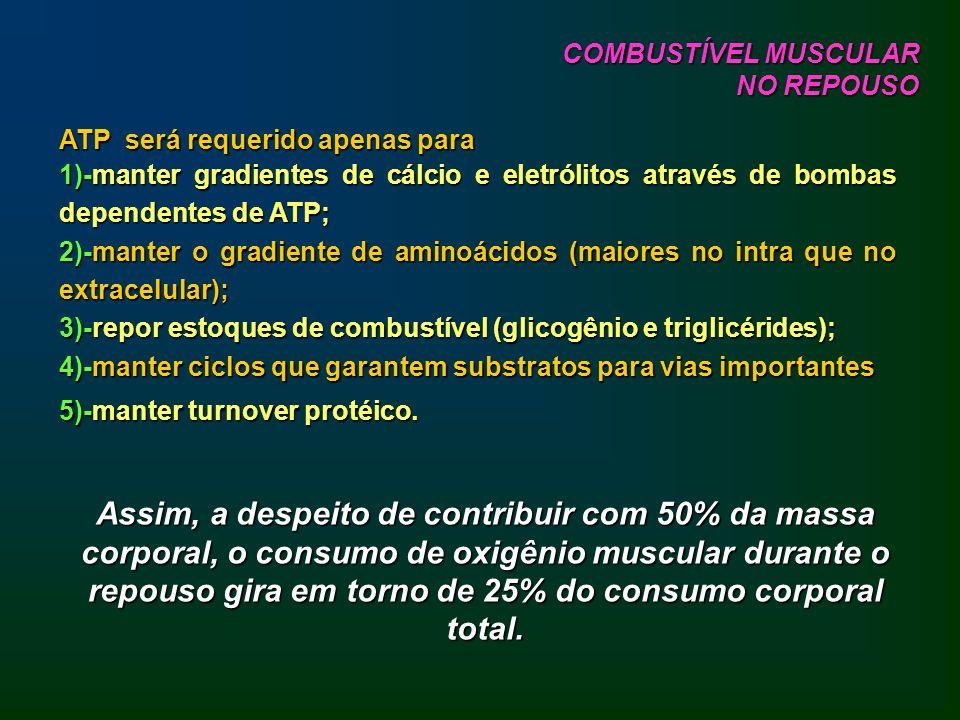 - Quociente Respiratório: mol de CO 2 produzido dividido pelo mol de O 2 consumido.