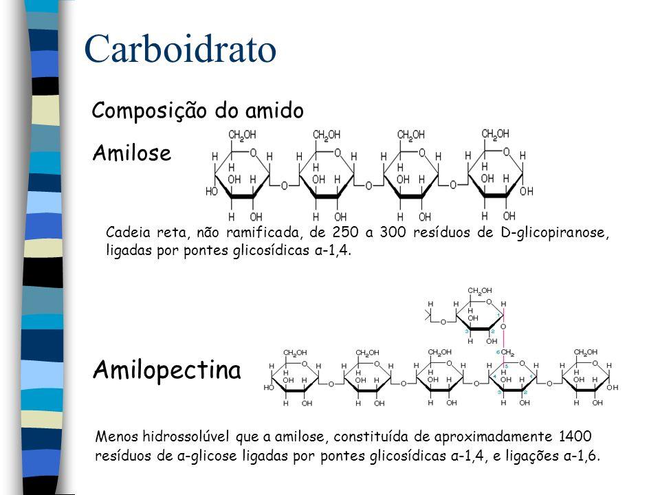 Digestão dos Carboidratos Boca Glândula salivar -amilase amilose glicose maltose maltotriose dextrina amilopectina dextrina limite