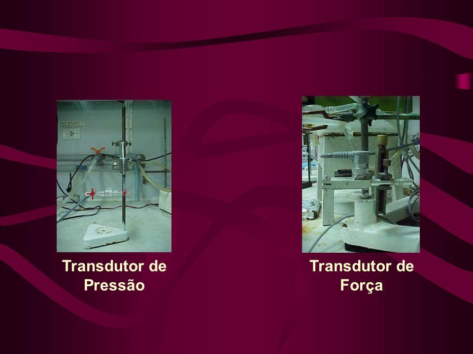Transdutor de Pressão Transdutor de Força