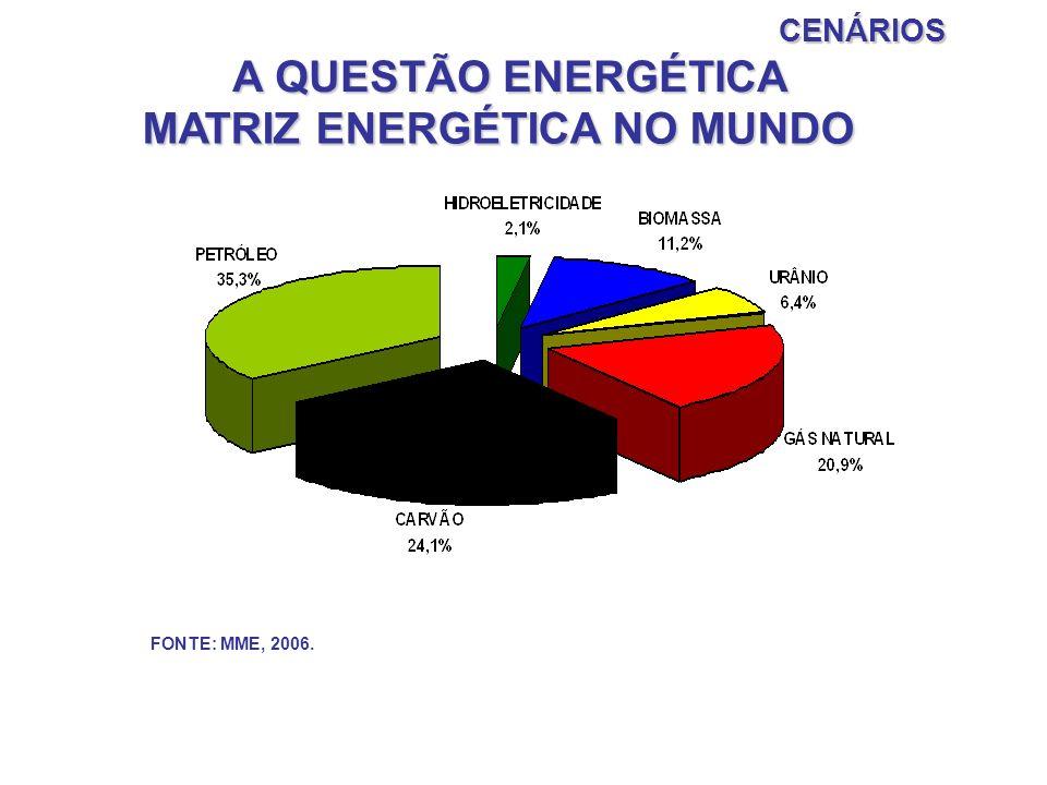 O Brasil é reconhecido mundialmente por seu pioneirismo na introdução de um biocombustível - o etanol (álcool etílico), produzido a partir da cana- de-açúcar - em sua matriz energética.