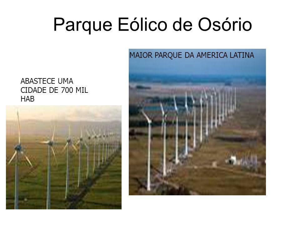 Recursos energéticos Energia eólica