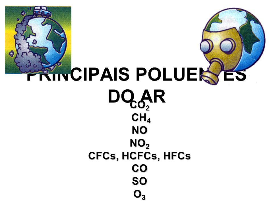 POLUIÇÃO AR DO